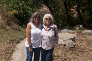Betty and Barb, Tehachapi, CA, 2015